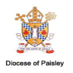Description: ile:///Users/nigeljohncoote/Documents/St.%20Conval's%20Catholic%20Church%20Web%20Site/Paisley_Diocese_Logo.gif""